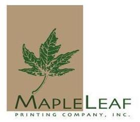 Maple Leaf Printing Home